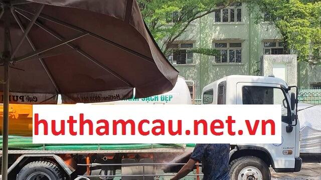 Tại sao nên chọn hút bể phốt tại huthamcau.net.vn