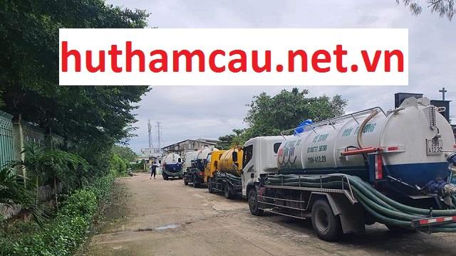 Lợi ích khi sử dụng dịch vụ hút bể phốt tại Nam Định của huthamcau.net.vn