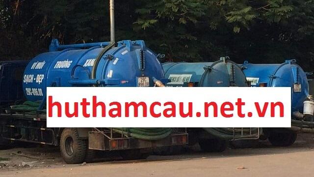 Lợi ích khi sử dụng dịch vụ hút bể phốt tại Nghệ An của huthamcau.net.vn