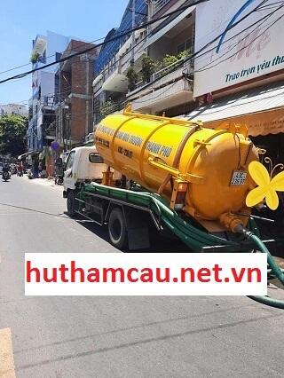 Quy trình hút bể phốt đúng chuẩn của huthamcau.net.vn