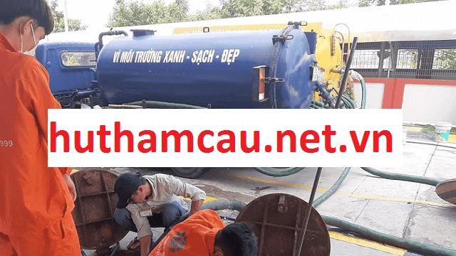 Lợi ích khi sử dụng dịch vụ hút bể phốt tại Ninh Thuận của huthamcau.net.vn