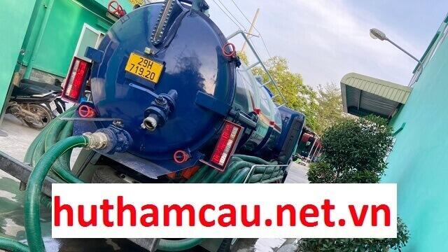 Lợi ích khi sử dụng dịch vụ hút bể phốt tại Lâm Đồng của huthamcau.net.vn